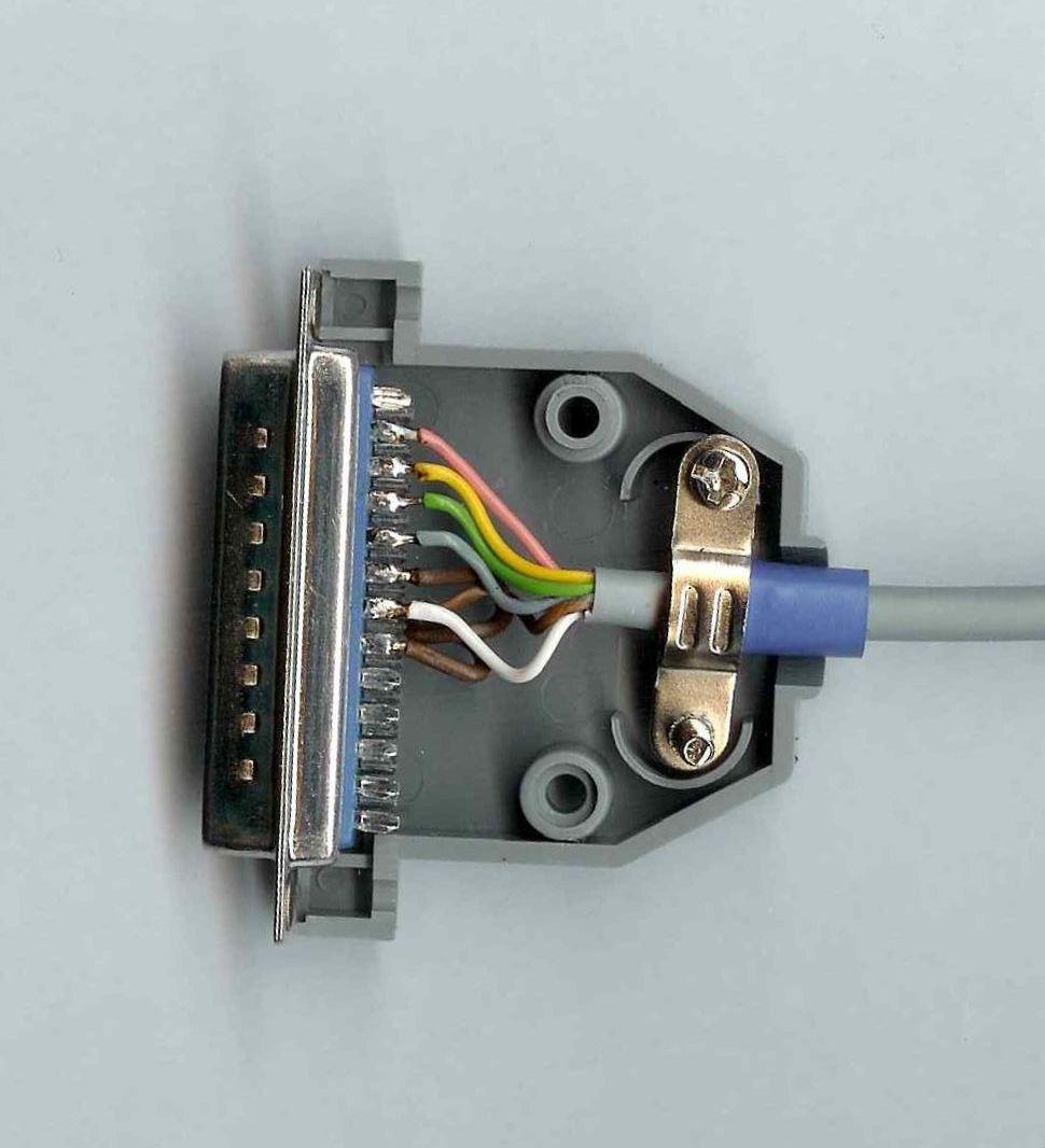 Hinweise und Tips KC85 - Druckerkabel