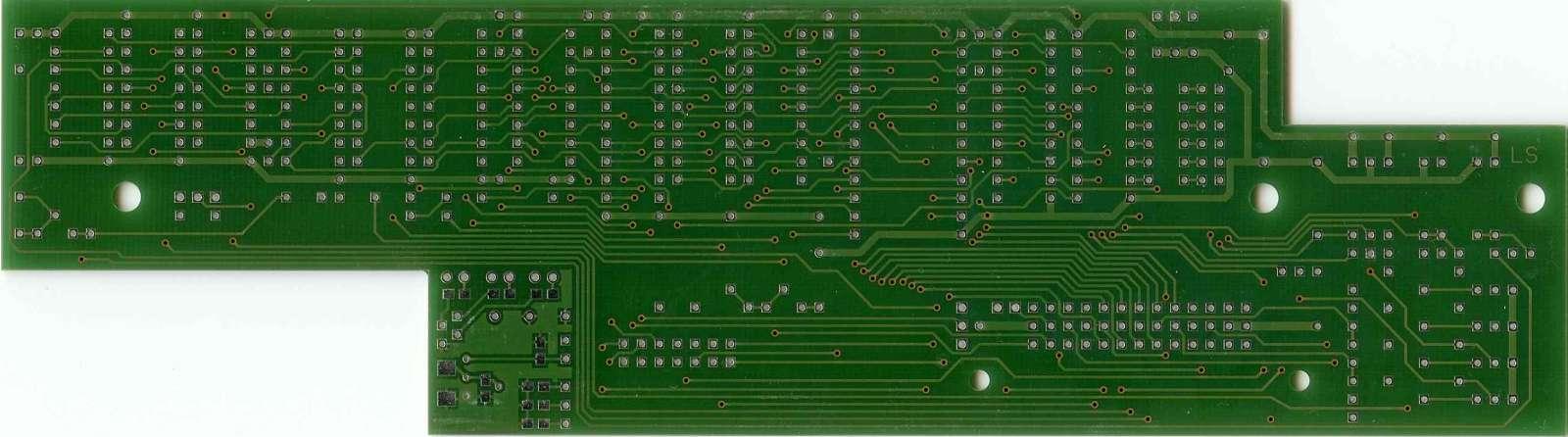 Projekt: Erweiterte Farbkarte für Z9001/KC87