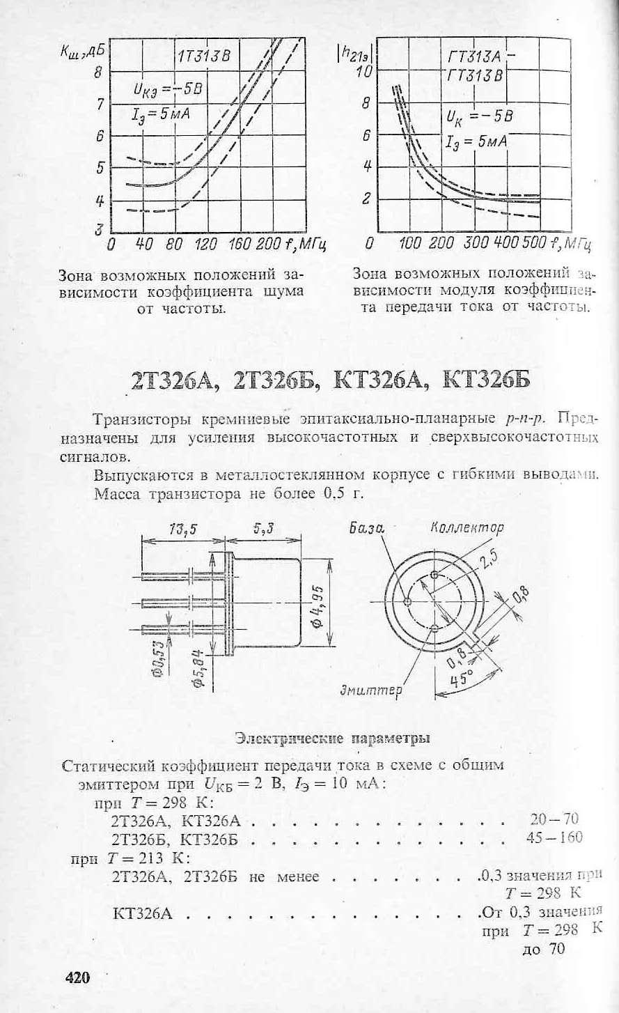 Статический коэффициент передачи тока в схеме с общим эмиттером это